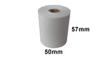 57X50mm Thermal Cash Register Paper Rolls