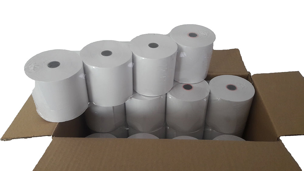 80X80mm Thermal Cash Register POS Paper Rolls