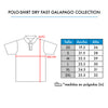 POLOSHIRT DRY FAST GALAPAGO COLLECTION