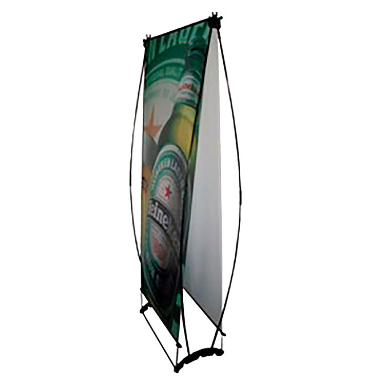 "PORTA BANNER DOBLE 30 X 72"" (DS-8-1)"