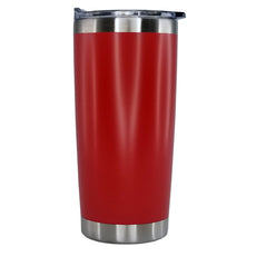 VASO CON TAPA DOBLE PARED CON BORDES (HRB-488)