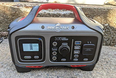New product 300W Portable Power Station for Off-Grid Power Supply