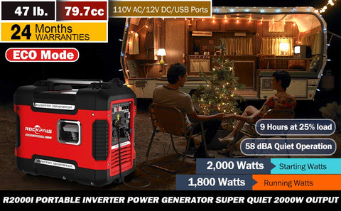 What Is A Inverter Generator? – Rockpals