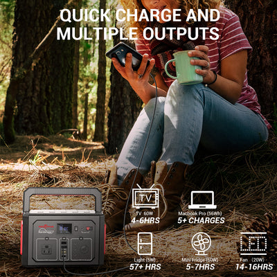Rockpals 350W Portable Power Station