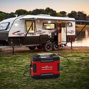 Rockpals 2000W Portable Inverter Generator [In Stock on May 25] - Rockpals