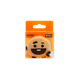 BT21 - Face Magnet Plush Doll [Official]