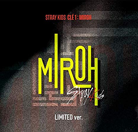 Stray Kids - Clé 1 : MIROH (Limited Ver.)