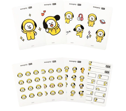 BT21 - Stickers [Official]