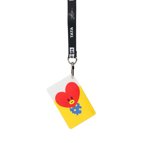 BT21 - Clear Card Pocket Official
