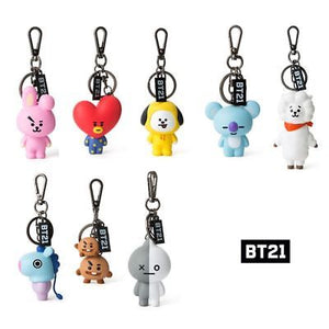 BT21 - Figure Keyring [OFFICIAL]