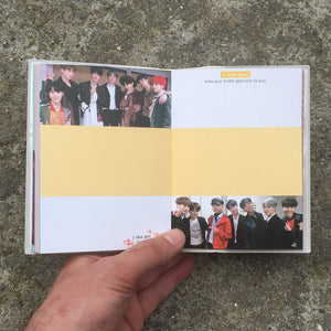 BTS - Schedule book
