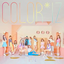 IZ*ONE - COLOR*IZ (1st Mini Album)