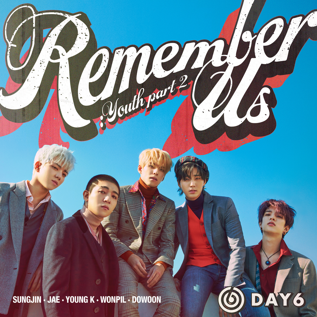 DAY6 Mini Album Vol. 4 - Remember Us : Youth Part 2
