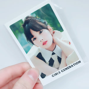 Girls' Generation - Photocards