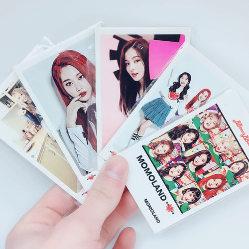 Momoland - Photocards