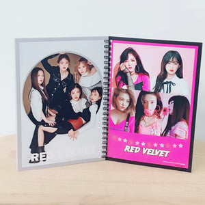 Red Velvet - Notebook