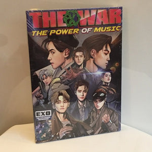Exo - The War: The Power of Music (Repackage)