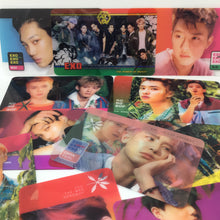 EXO - Transparent Photocards