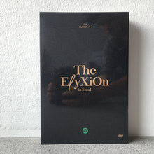 EXO - EXO PLANET #4 -The ElyXiOn in Seoul DVD