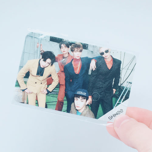 Shinee - Message cards