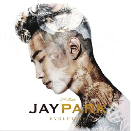 Jay Park - Evolution (2nd album)