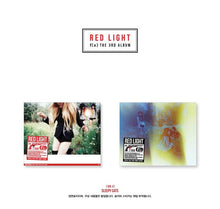 F(x) - Red Light (Type A) (Type Sleepy cats)
