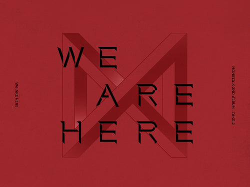 MONSTA X – TAKE.2 [WE ARE HERE]