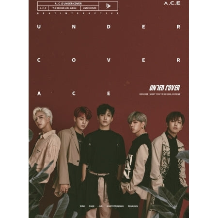 A.C.E – UNDER COVER (2ND MINI ALBUM)