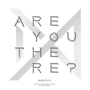 MONSTA X - TAKE.1 ARE YOU THERE?