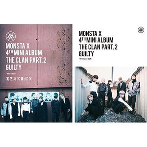 Monsta X - The Clan 2.5 Part. 2 Guilty