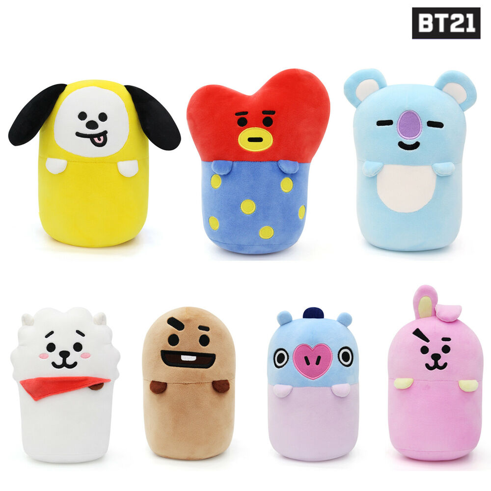 BT21 - Nap Cushion