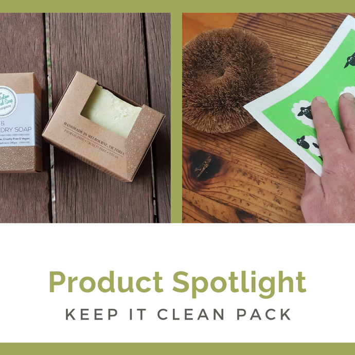 Product Spotlight - Keep it Clean Pack