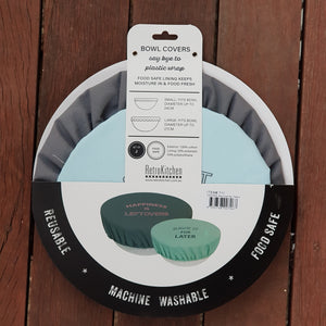 Retro Kitchen Reusable Bowl Covers - The Vale Eco Packs Eco Gift Packs and Eco Products