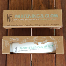 NFCo Natural Toothpaste - The Vale Eco Packs Eco Gift Packs and Eco Products