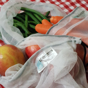 Onya Resuable Produce Bags  (8 Pack) - The Vale Eco Packs Eco Gift Packs and Eco Products