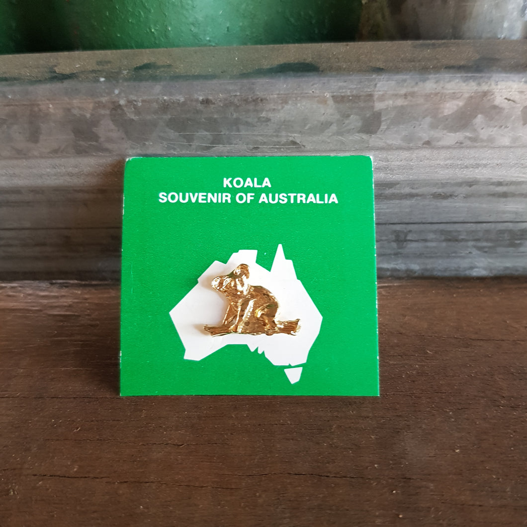IKPS Koala Pin - The Vale Eco Packs Eco Gift Packs and Eco Products