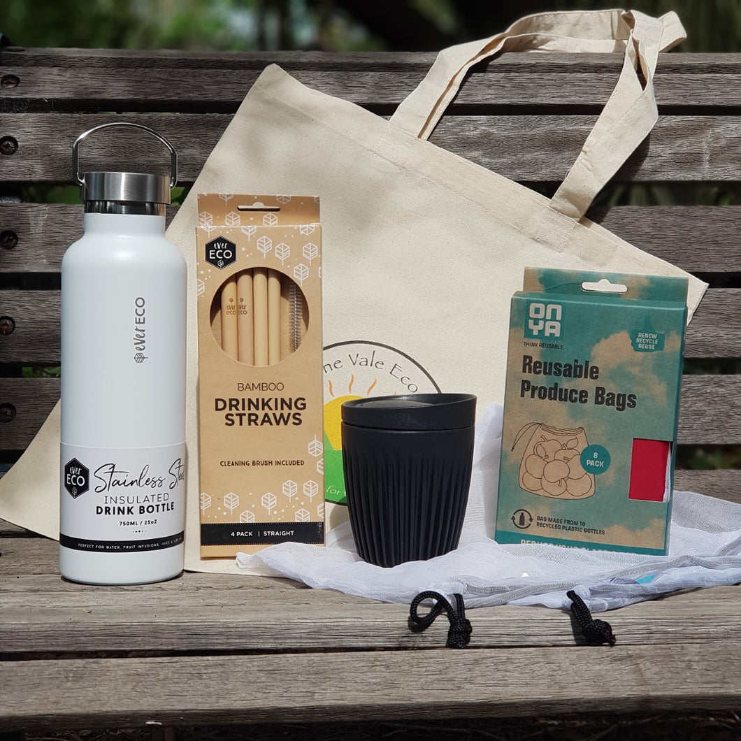 Go Green Starter Pack - The Vale Eco Packs Eco Gift Packs and Eco Products