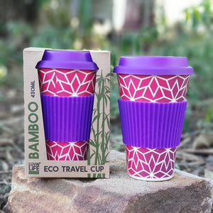 Luvin Life Eco Travel Cup - The Vale Eco Packs