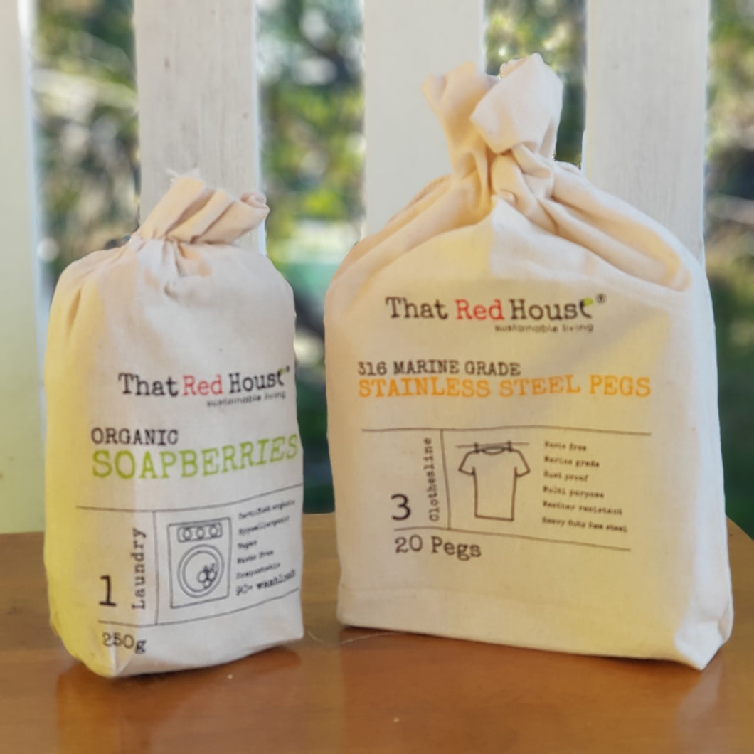Laundry Pack - The Vale Eco Packs