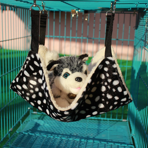 Pet Small Cat Cage Hammock Bed Cover - Cheap Gear Here