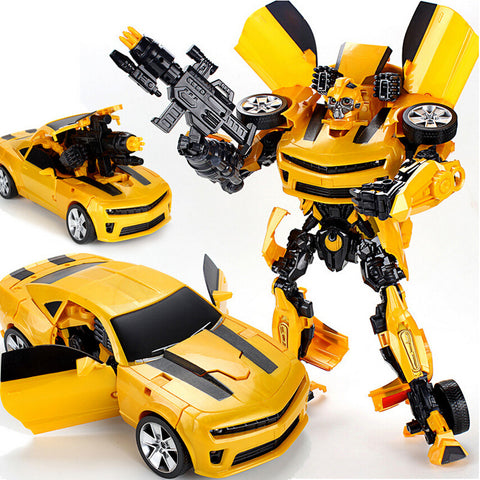 Transformation Robots Car Toys Action Figure Gift - Cheap Gear Here