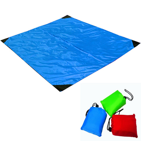 Outdoor Camping Folding Picnic Blanket - Cheap Gear Here