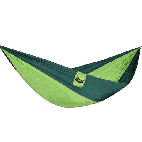 Portable Camping Sleeping Double Hammock - Cheap Gear Here