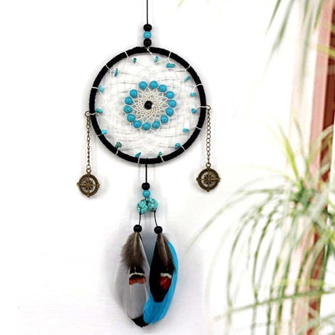 Wind Chime Feather Pendant - Cheap Gear Here