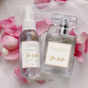 LOVE, DULCE SET HAIR MIST