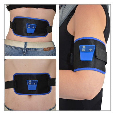 Electric Slimming Body Massage belt AB Gymnic massager  Arm leg Waist Massage & relaxation Belt Health Care therapy - onemagic