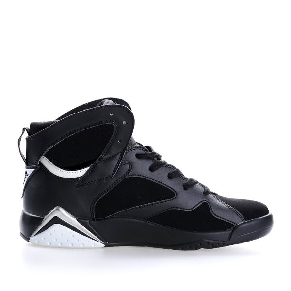 Men Basketball Shoes Male Sneaker Outdoor Athletic Sport Shoes High Top Breathable Nylon Trainers Shoes Men Outdoor Jordan Shoes - onemagic