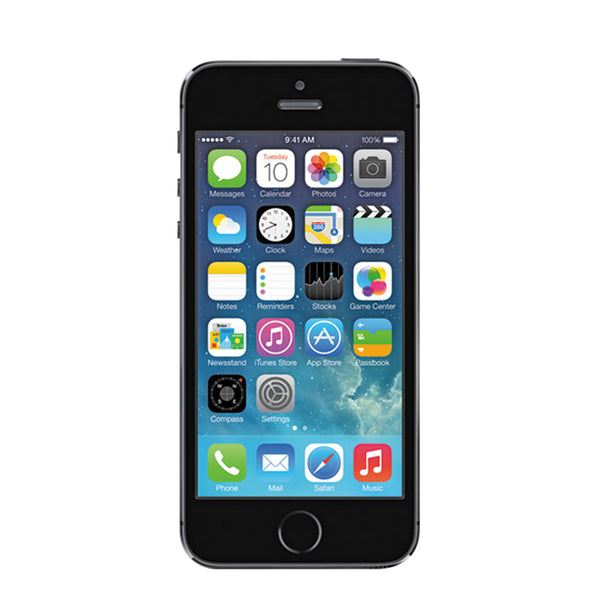 Unlocked Apple iPhone 5S 16GB / 32GB ROM IOS Touch ID Fingerprint  4.0'' A7 IPS 4G LTE Mobile iphone5s A1533 / A1457