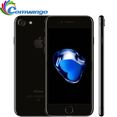 Unlocked Apple iPhone 7 2GB RAM 32/128GB/256GB ROM IOS 10 Quad-Core 4G LTE 12.0MP  iphone7 Apple Fingerprint touch ID