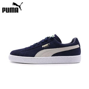 Original New Arrival Puma Suede Classic Men's Hard-Wearing Skateboarding Shoes Sports Sneakers - onemagic
